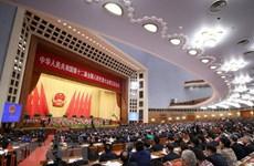 Trung Quốc: Hàng trăm đại biểu PLA được bầu vào Quốc hội