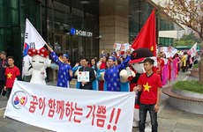 Người nối nhịp cầu hữu nghị hai nước Việt Nam-Hàn Quốc