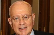 Bộ trưởng Kinh tế Hy Lạp Dimitri Papadimitriou đệ đơn từ chức