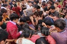 Đề nghị tạm dừng lễ hội Phết Hiền Quan nếu không đảm bảo an toàn