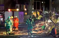 Bắt giữ những nghi can đầu tiên trong vụ nổ lớn tại Anh