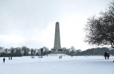 Châu Âu tiếp tục gánh chịu hậu quả của bão tuyết nghiêm trọng