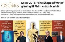 [Infographics] Các hạng mục chính tại giải Oscar lần thứ 90