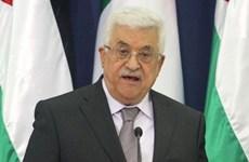Palestine kêu gọi các nước Arab phản đối Mỹ về vấn đề Jerusalem
