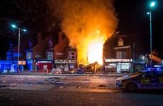 Anh bắt giữ nghi phạm thứ sáu liên quan vụ nổ ở Leicester