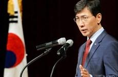 Một tỉnh trưởng Hàn Quốc từ chức vì bê bối xâm hại tình dục