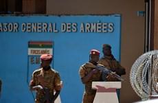 Bắt nhiều binh sỹ nghi liên quan vụ tấn công ở Burkina Faso