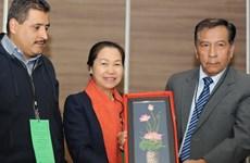 Việt Nam tham dự Đại hội Công đoàn giáo dục quốc tế tại Mexico