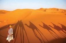 Maroc: Có một sa mạc Sahara không giống như chảo lửa