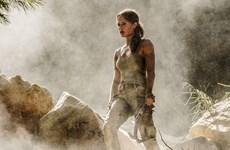 Tomb Raider ăn khách toàn cầu, vẫn thua Black Panther ở Bắc Mỹ