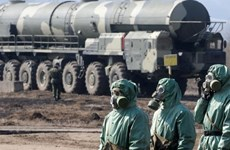 Mỹ liệt chuyên gia vũ khí hóa học Pháp vào danh sách khủng bố