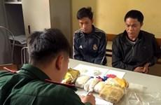 Sơn La: Bắt 2 đối tượng mua bán trái phép lượng lớn ma túy