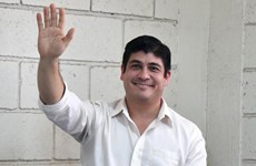 Tổng thống đắc cử Costa Rica đối mặt với nhiều thách thức