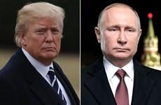 Nhà Trắng tán thành tổ chức cuộc họp giữa ông Trump và ông Putin