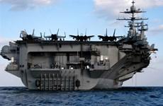 Hạm đội Hải quân Mỹ được triển khai tới khu vực Trung Đông
