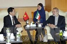 Thúc đẩy quan hệ hữu nghị, hợp tác giữa Việt Nam và Iran