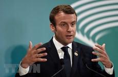 Tổng thống Pháp kêu gọi Mỹ và đồng minh duy trì hiện diện ở Syria