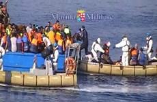 Hải quân Italy và Libya tăng hợp tác và chống nhập cư trái phép