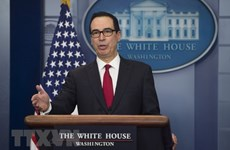 Bộ trưởng Tài chính Mỹ đến Trung Quốc để đàm phán thương mại