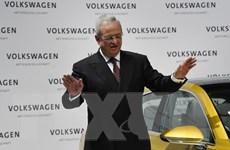 Mỹ truy tố cựu CEO Volkswagen liên quan bê bối khí thải