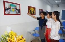 Khánh thành Phòng Việt Nam tại trường Đại học Campuchia