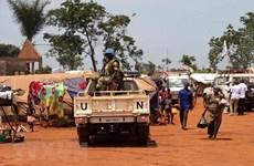 Giao tranh khiến hàng nghìn người Trung Phi chạy sang CHDC Congo