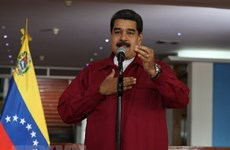 Lãnh đạo nhiều nước chúc mừng chiến thắng của Tổng thống Venezuela