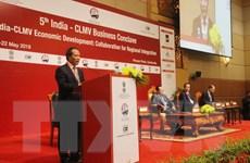 Việt Nam tham gia tăng cường hội nhập khu vực CLMV-Ấn Độ