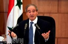 Syria không chấp nhận thảo luận về vấn đề Iran rút quân