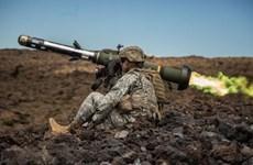Ukraine thử nghiệm tên lửa chống tăng Javelin mua của Mỹ