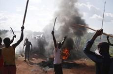CH Trung Phi: 12 người thiệt mạng trong các vụ đụng độ ở thủ đô