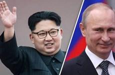 Thêm thông tin về cuộc gặp thượng đỉnh giữa Nga và Triều Tiên