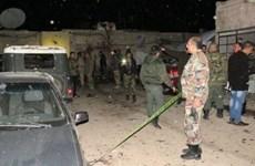 Syria: Nổ bom gần căn cứ của liên quân do Mỹ đứng đầu