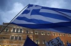 Nền kinh tế Hy Lạp tăng trưởng 2,3% trong quý đầu năm
