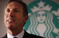Ông chủ đế chế Starbucks sẽ ra tranh cử tổng thống Mỹ?