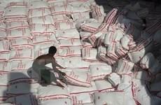 Thái Lan đặt mục tiêu xuất khẩu 10 triệu tấn gạo trong năm 2018