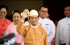 Tổng thống Myanmar Win Myint sắp thăm chính thức Thái Lan