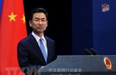 Trung Quốc hoan nghênh Mỹ ngưng tập trận trên bán đảo Triều Tiên