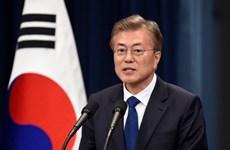 Tổng thống Hàn Quốc Moon Jae-in bắt đầu lên đường thăm Nga