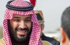 Saudi Arabia và Mỹ thảo luận tiến trình hòa bình Palestine-Israel