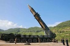 Mỹ xác định bãi thử động cơ tên lửa Triều Tiên cam kết dỡ bỏ