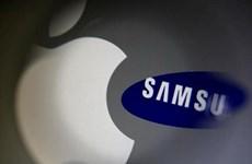 Apple và Samsung giải quyết tranh chấp về thiết kế điện thoại