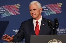Phó Tổng thống Mỹ tới Ecuador để bàn về vấn đề Venezuela