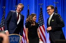Canada, Mỹ, Mexico bất đồng về việc nối lại đàm phán NAFTA
