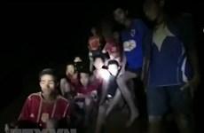 Australia cử chuyên gia hỗ trợ cứu đội bóng thiếu niên Thái Lan