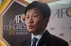 Chủ tịch Liên đoàn bóng đá Hàn Quốc xin lỗi cổ động viên nhà
