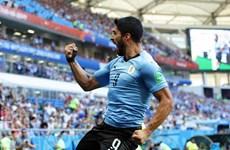 Đội tuyển Uruguay: Cặp trời sinh thi đấu ăn ý Cavani-Suarez
