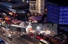 Đức phát lệnh bắt giữ chủ mưu vụ tấn công chợ Giáng sinh Berlin