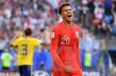 Tiền vệ Dele Alli của Anh tự tin trước Croatia ở vòng bán kết