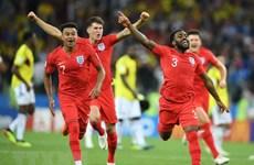 Đội tuyển Anh tự tin trước trận đấu sống còn với Croatia